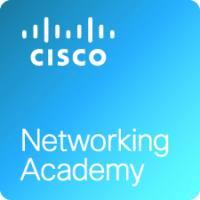 Logo der CISCO networking academy
