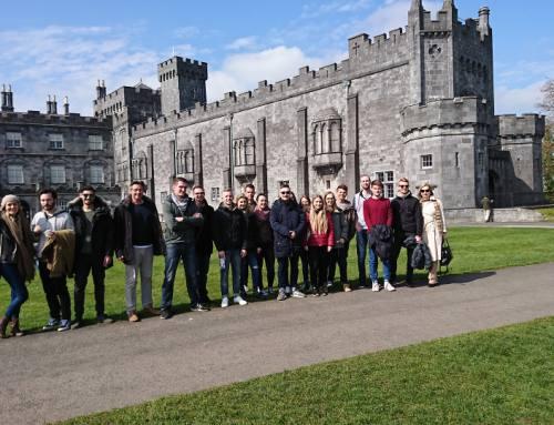 GBS mit Erasmus in Irland