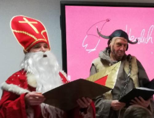 Nikolaus in den GBS-Schulen