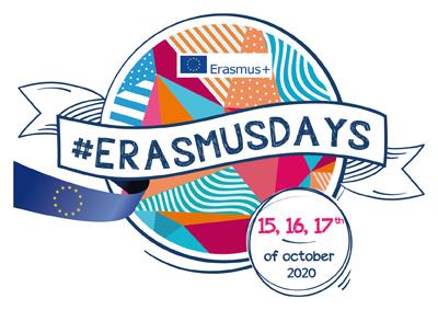 Logo der Erasmus Days 2020