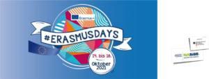 Erasmus Days an den GBS Schulen München im Oktober 2021